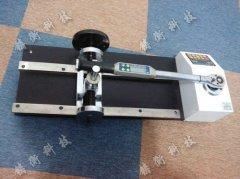 扭力扳手测试仪精度