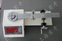 扭矩扳手检定仪的发展需自