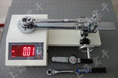 SGXJ扭力扳手检定仪10-100N.m